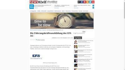 02elf Düsseldorfer Abendblatt